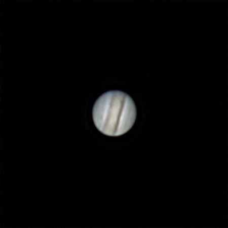 Jupiter - 13/8/2019 (Processed cropped stack)
