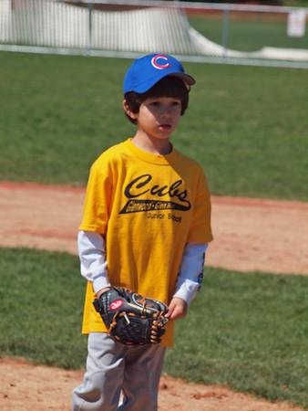 week 2 cubs baseball
