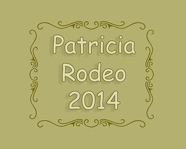 Patricia Rodeo 2014