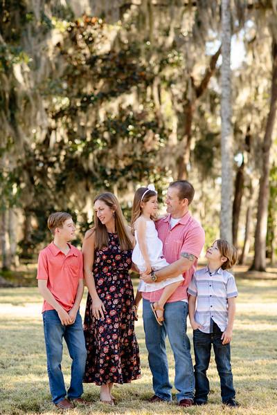 The Haynes Family