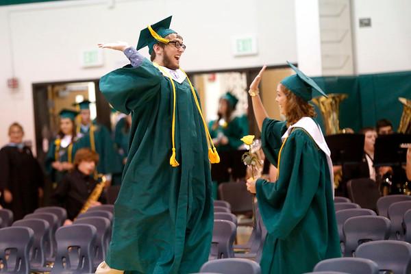 Eastern Graduation
