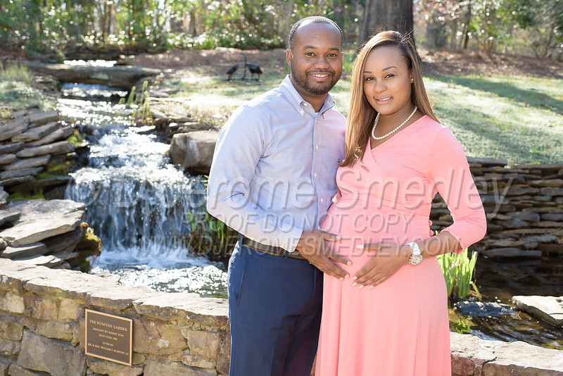 Dan and Ber'Nae Baby Shower 3/18