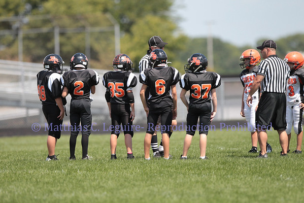 North Baltimore vs. Van Buren 8-28-2011