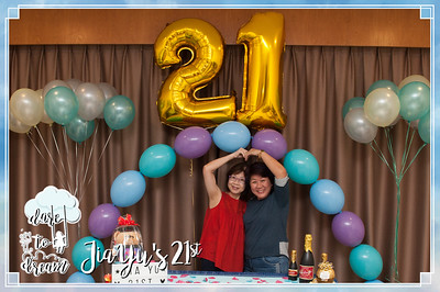 Jiayu's 21st Party