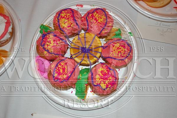 March 9 - Cupcake Wars