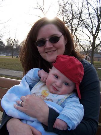 Wheeler Park - March 12, 2007