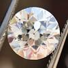 1.54ct Old European Cut Diamond GIA J VS1 14