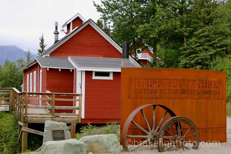 Old Blackburn School, Visitor's Center and Gift Shop