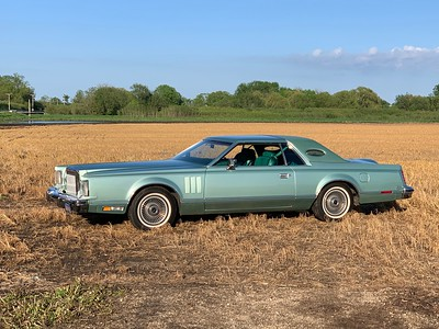 78 Lincoln Continental Mark V