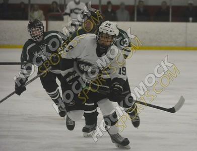 Canton - Westwood hockey 12-30-15