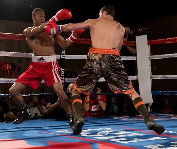 Ricky Tomlinson vs Ernest Hall