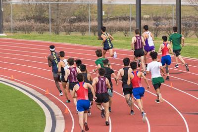 2021.02.26 Boys Magnolia Track-Cypress Creek HS