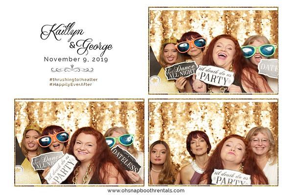 Kaitlyn & George Wedding