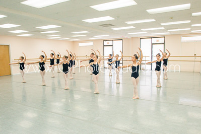 Summer Intensive 2018 Studio Session