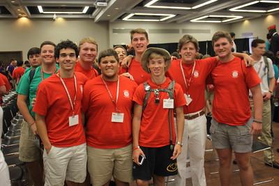 2015 Alabama Boy's State