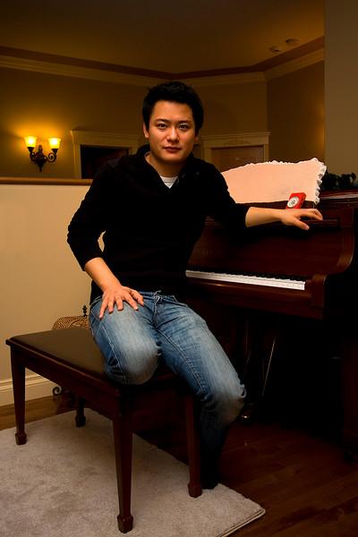 Hong Xu: Brilliant Pianist