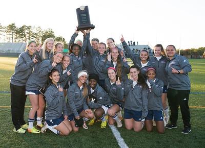 Brookdale Women's Soccer Championship - Nov 2015