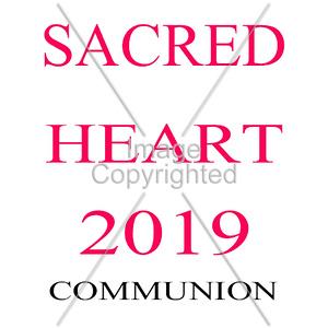 Sacred Heart Communion