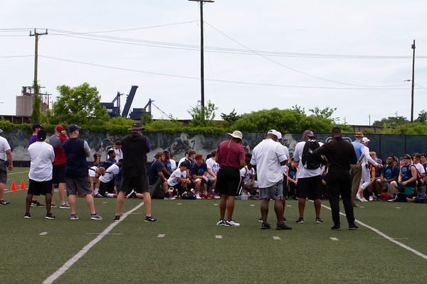 Tre Holt - OD Football Camp 6/14/18