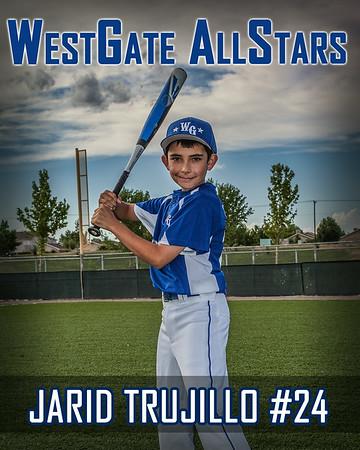 Jarid Trujillo #24