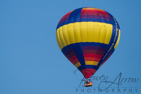 2015 Angola Balloons Aloft
