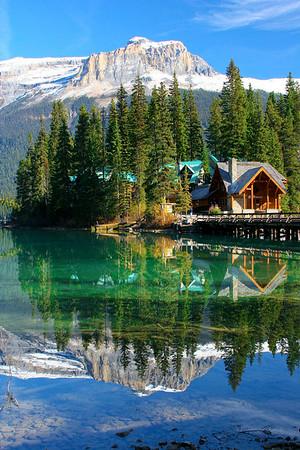 Canadian Rockies Honeymoon