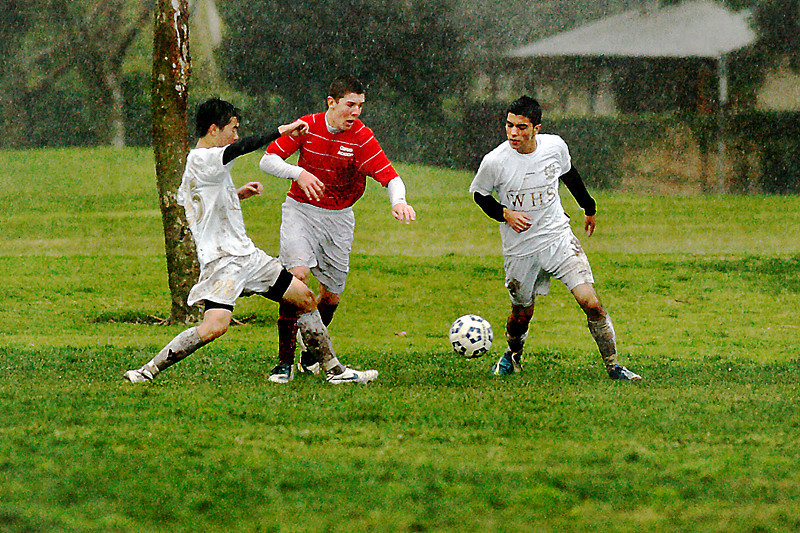 WHS vs Oxford - 2010
