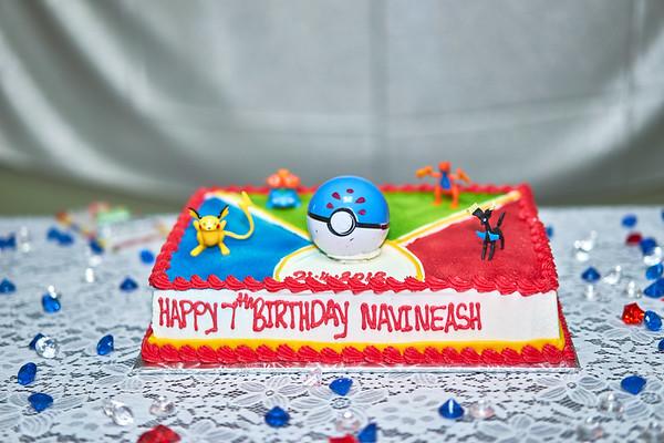 Navi 7th Birthday