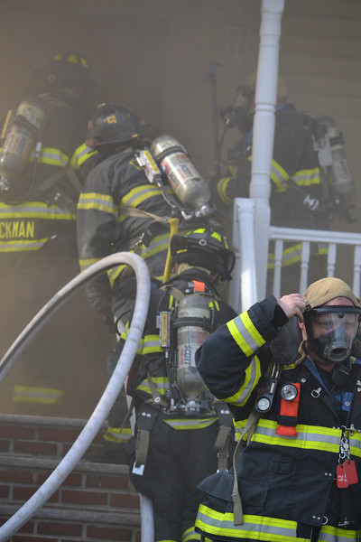 2013 Structure Fires