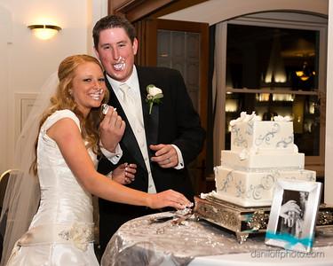 Jill Morrill - Zach Dastrup - Wedding Day