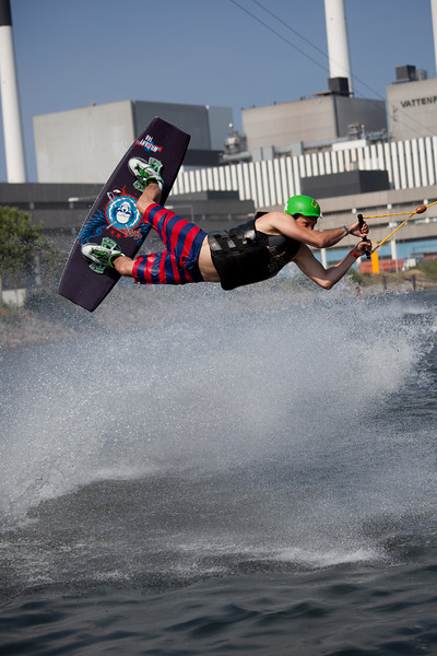 Sports 2010 Wakeboarding