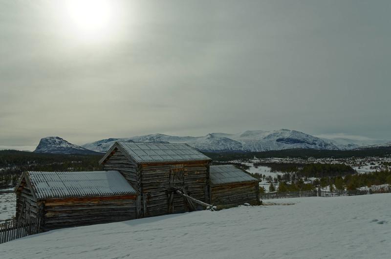 Besstrond in Sjodalen