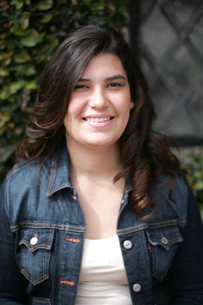 Danielle Espitia Portrait 3.2.2013