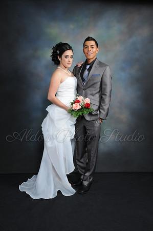 Joel y Stephanie