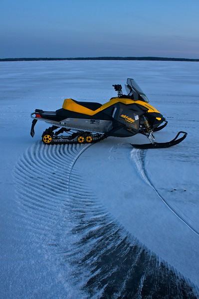 Lake Superior Ice........