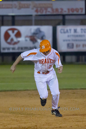 Varsity Baseball #23 - 2011