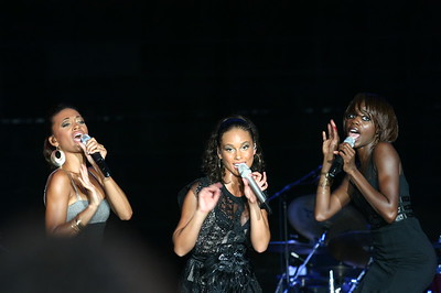 Alicia Keys - 2008 Bermuda Music Festival