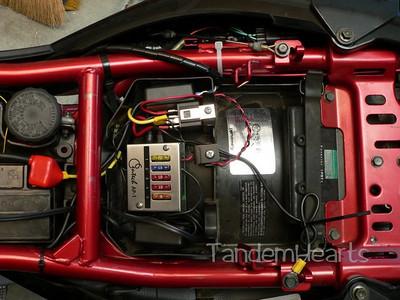 650r Heated Grips