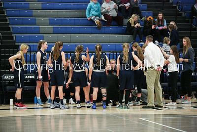 BHS GIRLS vs BRAINERD, Jan 12, 2018