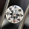 3.01ct Old European Cut Diamond GIA G SI1 3