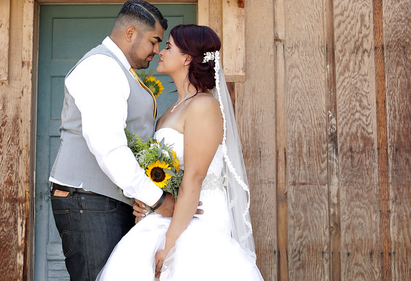 Mr + Mrs Ortiz