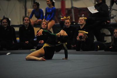 Shorecrest gymnastics 2015-16