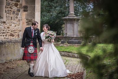 Jess & Iain Wedding