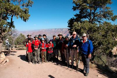 4/10/2006 - Grand Canyon 123! - Day 3 : South Kaibab Trail