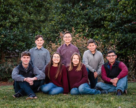 Misty H. Family  Fall 2020