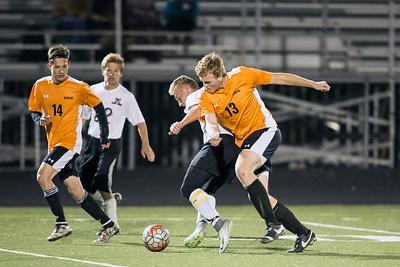 100516 Erie Var v Mead Soccer