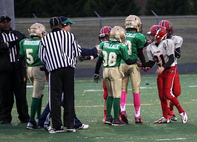 Game 5 Bulldogs vs Fighting Irish