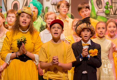 Middle School Musical - Seussical Jr.