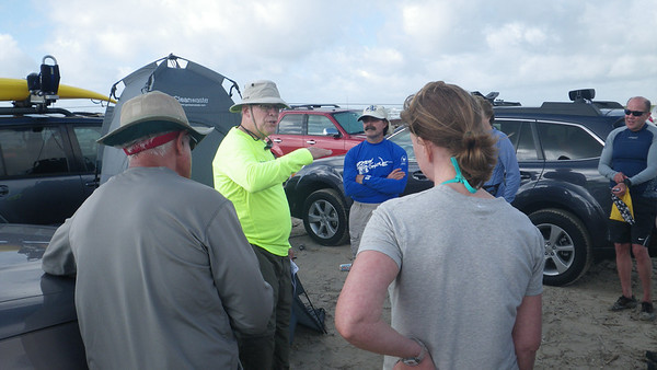 Surf Zone Training at Surfside 6-2013