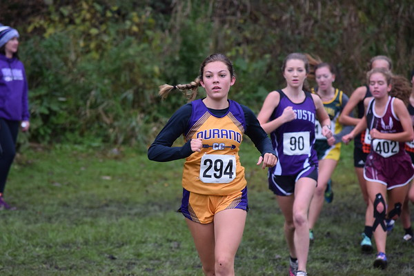 Durand Varsity cross country at Arcadia Sat. Oct. 6th 2018